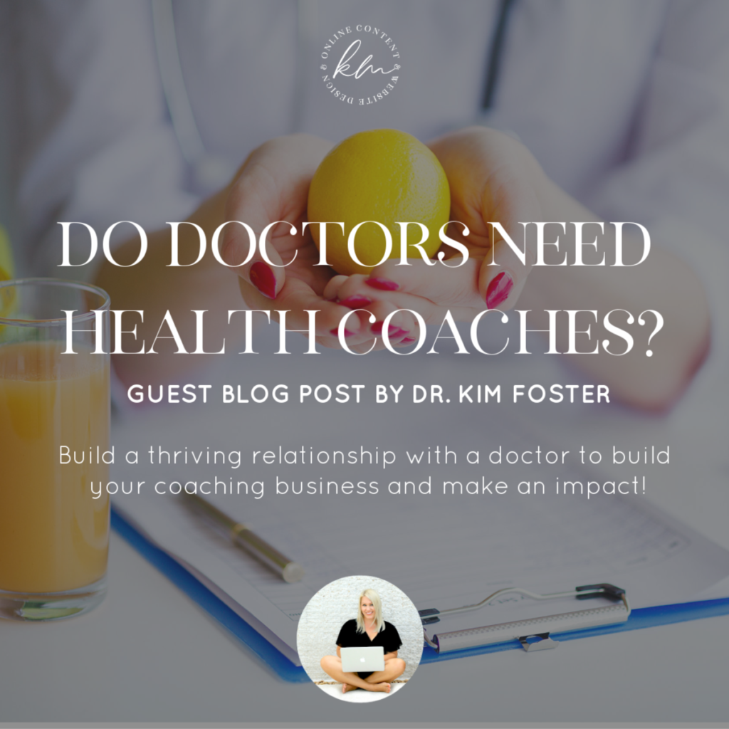 doctor health coach relationship