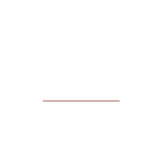 kylie malcolm content and design stamp
