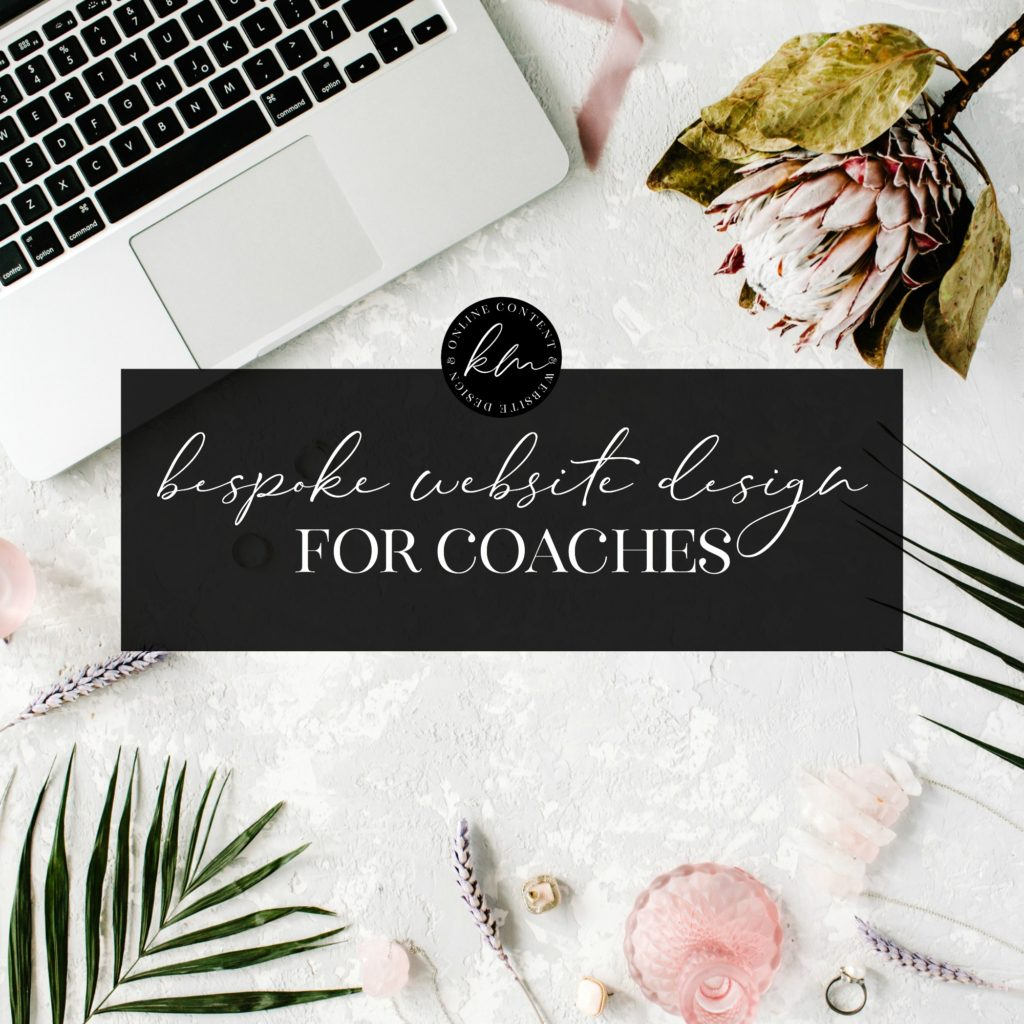 bespoke coach website
