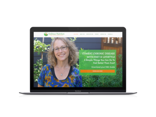 Wilma Shaw - embraced nutrition