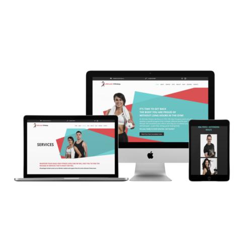 mobile friendly site design coaches