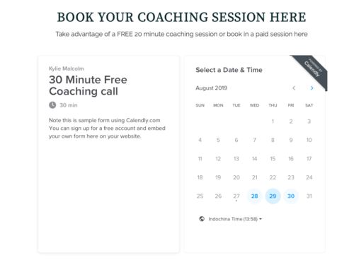 what is a lead magnet - free session health coach