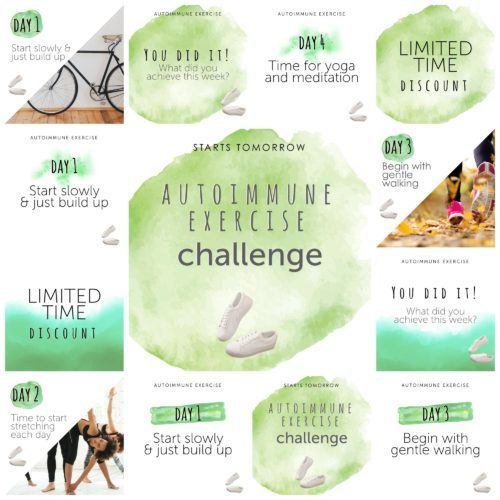 autoimmune program done for you plr